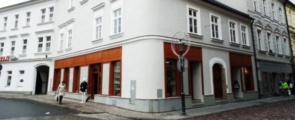 Wyremontowany budynek przy ulicy 11 listopada