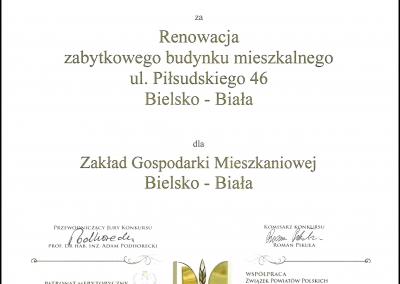 Dyplom 2014 - Piłsudskiego 46_1