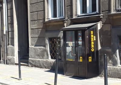 Lokal użytkowy ul. Barlickiego 12