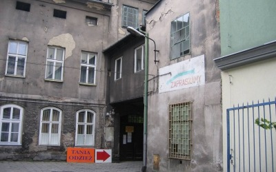 Lokal użytkowy Bielsko – Biała ulica Sukiennicza 3