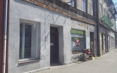 Lokal użytkowy Bielsko – Biała ulica Partyzantów 29