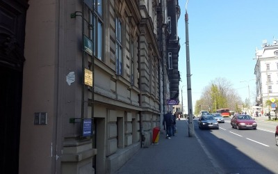 Lokal użytkowy Bielsko – Biała ulica 3 Maja 1
